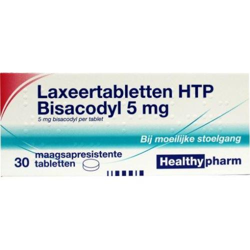 Bisacodyl 5 Mg En Espanol