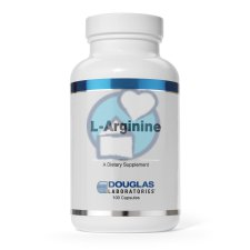 100 capsules Douglas Laboratories L-Arginine 700 mg