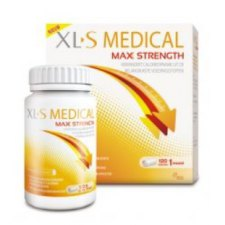 120 tabletten XL-S Medical Max Strength