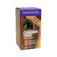 60 capsules NewChapter Cinnamonforce