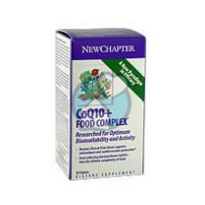 60 Vcaps NewChapter CoQ10