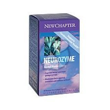 60 softgels NewChapter Neurozyme