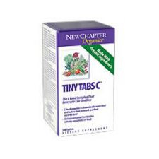 240 tabletten NewChapter Tiny Tabs C