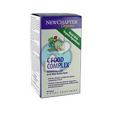 180 tabletten NewChapter Vitamine C Food Complex