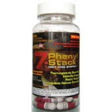 100 capsules Stacker 7-PhenylStack