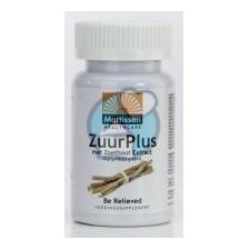 90 tabletten Mattisson ZuurPlus