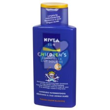 200 ml Nivea Sun Children's Zonnemelk 50+