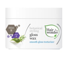 100 ml Hairwonder Botanical Styling Gloss Wax