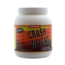 1200 gram Fitshape Crash Weight Aardbei