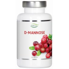 50 capsules Nutrivian D-mannose 500 mg