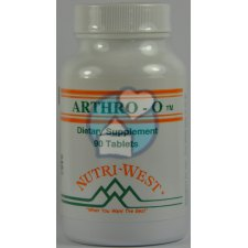 90 tabletten Nutri West Arthro-O