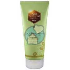 200 ml Bee Natural - Bee Honest Douche Creme Olijf & Citroen