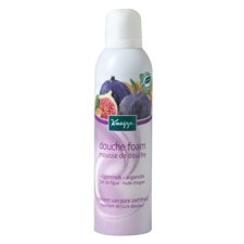 200 ml Kneipp Douche Foam Vijgenmelk Arganolie