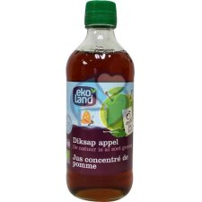 400 ml Ekoland Diksap Appel