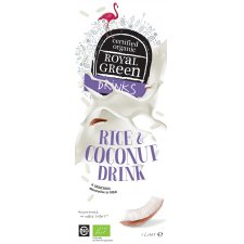 1000 ml Royal Green Rice & Coconut Drink Biologisch