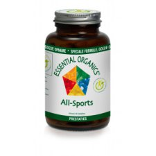 90 tabletten Essential Organics All-Sports