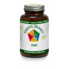 90 tabletten Essential Organics IJzer NAP 30mg