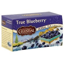 20 zakjes Celestial Seasonings True Blueberry Infusion