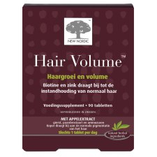 90 tablets New Nordic Hair Volume