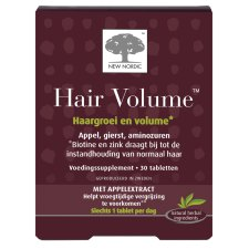 30 tabletten New Nordic Hair Volume