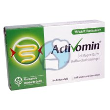 60 capsules Health Solution Activomin
