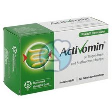 120 capsules Health Solution Activomin