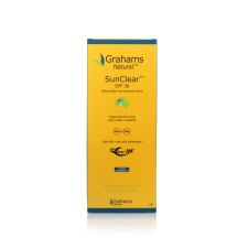 150 gram Grahams SPF30+ Natural Sunscreen