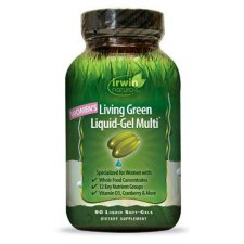 120 softgels Irwin Naturals Womens Multi