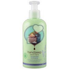 250 ml Bee Natural Handzeep Lavendel