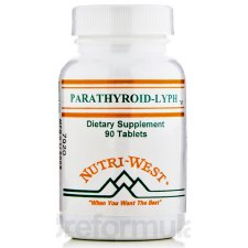 90 tabletten Nutri West Parathyroid-Lyph