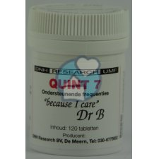120 tabletten DNH Research Quint 07