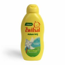 200 ml Zwitsal Body & Wasgel Ademvrij