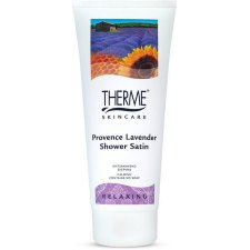 200 ml Therme Provence Lavender Shower Satin