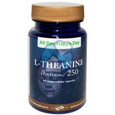 60 capsules All Day Happy Day L-Theanine Fortissimo 250