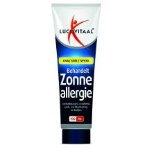 100 ml Lucovitaal Zonne Allergie Creme