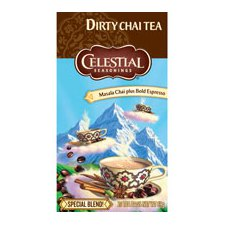20 zakjes Celestial Seasonings Chai Tea Dirty