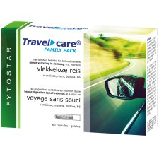 60 capsules Fytostar Travel Care