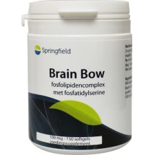 150 softgels Springfield Brain Bow