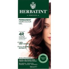 150 ml Herbatint Haarkleuring 4R Copper Chestnut