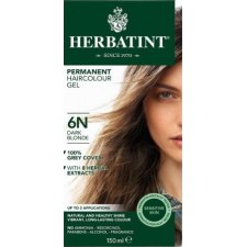 150 ml Herbatint Haarkleuring 6N Dark Blonde