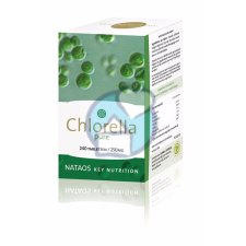 240 tabletten Nataos Chlorella Pure