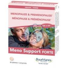 30 tabletten Buurmanns Meno Support Forte