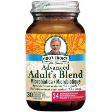 30 capsules Udo's Choice Adults Blend Advanced Microbiotica