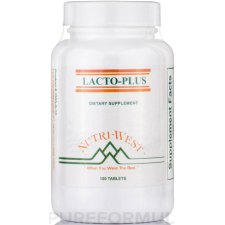 180 tabletten Nutri West Lacto-Plus