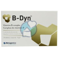 30 tabletten Metagenics B-Dyn