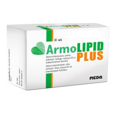 30 tabletten Mylan - MedaPharma ArmoLipid Plus