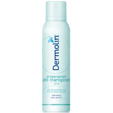 150 ml Dermolin Anti-Transpirant Spray