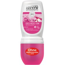 50 ml Lavera Deodorant With Organic Wild Rose