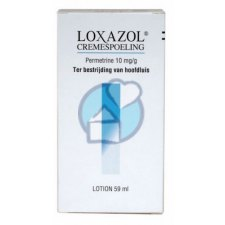 59 ml Loxazol Cremespoeling Lotion
