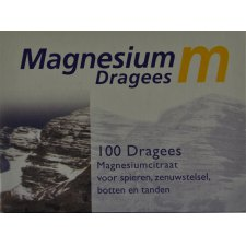 100 dragees Dr. Zinke Magnesium M